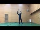 JJF2020 Championships devilsticks performance Nagotsuki (preliminary video)