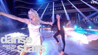 Sur une rumba, Pamela Anderson et Maxime Dereymez (You can leave your hat on) - DALS 9