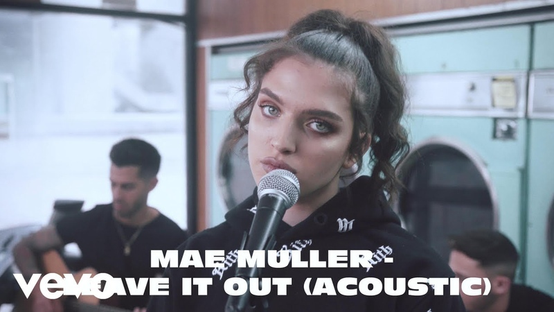 Mae Muller Leave It Out Acoustic