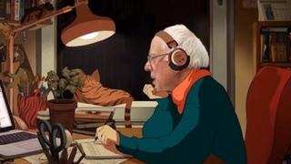 Bernie Sanders 8 1/2 hour Filibuster but it's Lofi