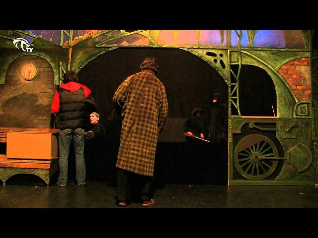 Lelių teatro spektaklis Kelionė saulės link