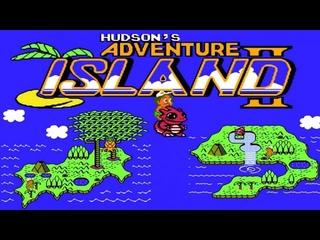 Adventure Island II - Полное Прохождение(#Dandy)#Лучшедома