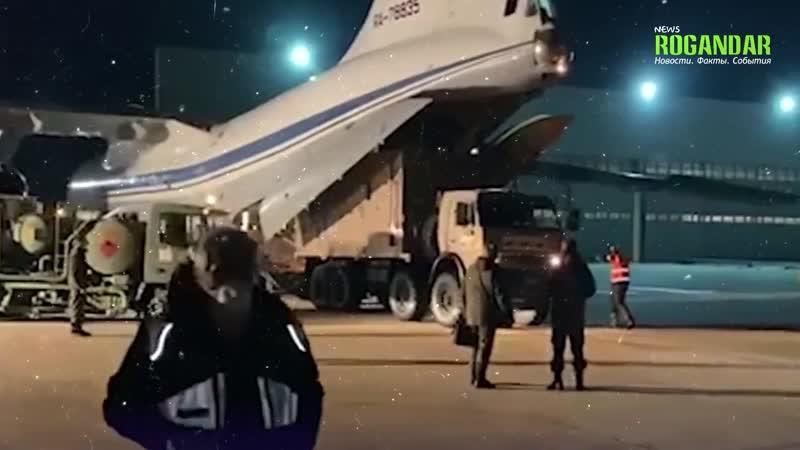Девять российских Ил-76 нанесли «мощный удар» по авторитету ЕС и НАТО