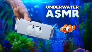 ASMR UNDERWATER for Deep Sea Tingles