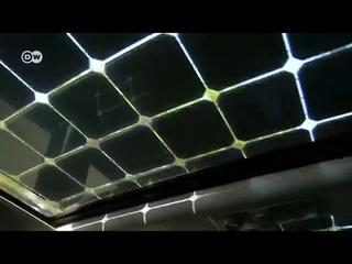 Немецкие студенты разработали электрокар SION с солнечными  батареями на крыше и капоте.