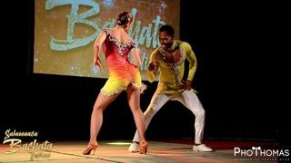 Ronald y Alba [Show] @ Salamanca Bachata Festival 2018
