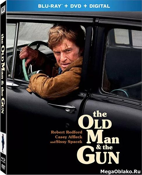 Старик с пистолетом / The Old Man & the Gun (2018/BDRip/HDRip)
