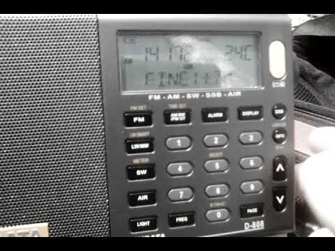 Tecsun PL-680 vs. Xhdata D-808 (20m Band)