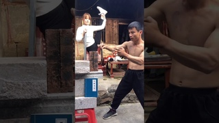 One inch punch #12 China martial arts master 林亦文