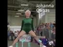 Этой гимнастке 91 год, а ты занимаешься спортом