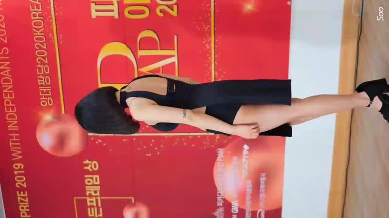 걸크러쉬 보미 | 보미쇼 나혼자 직캠 19.12.25 Girl crush dance sexy korean model казашка kpop qpop
