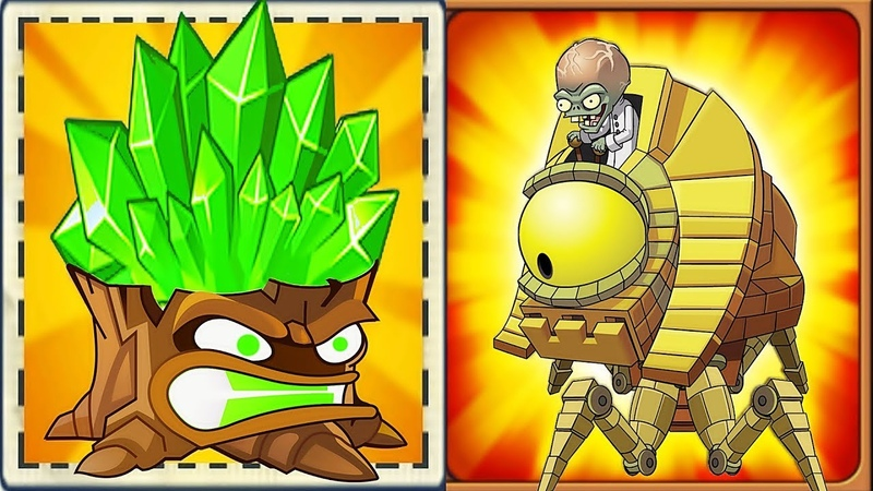 Plants vs Zombies 2 BattleZ: Torchwood Pvz 2 Vs Zombot Sphinx-inator: Gameplay 2019