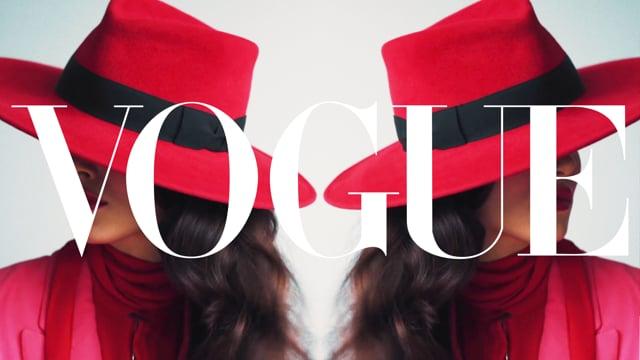 Blanca Padilla for VOGUE Taiwan Beauty