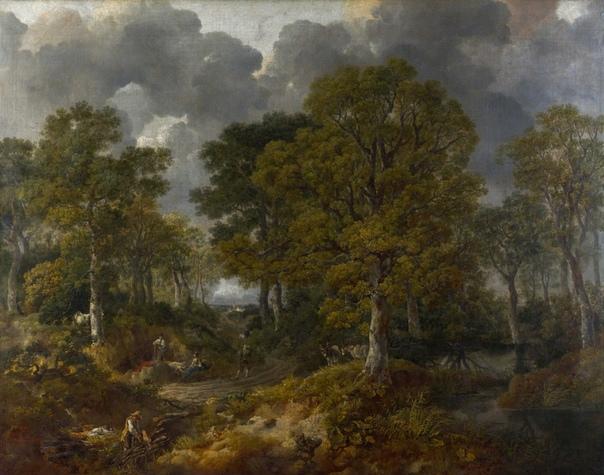 «Корнардский лес», Томас Гейнсборо