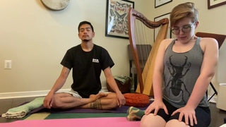 Yin Yoga for Heart & Lung Meridian - Yin Yoga for Chest, Shoulders & Upper Back