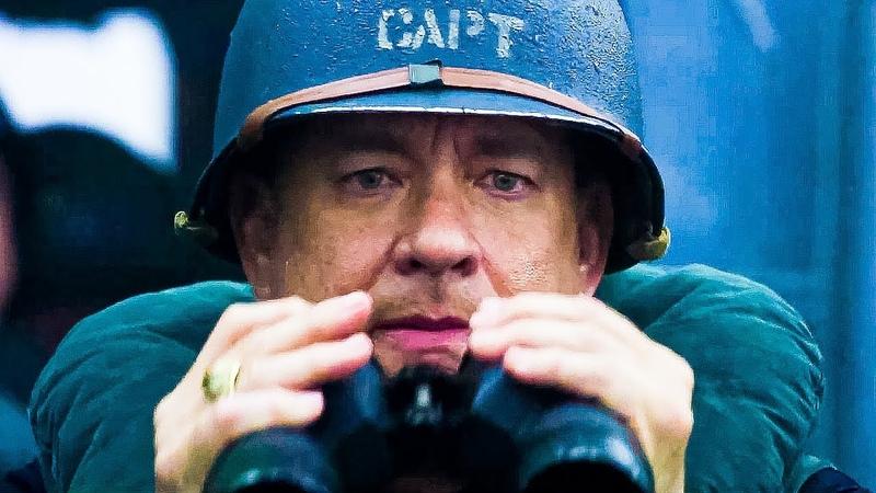 Грейхаунд Русский трейлер Субтитры Фильм 2020 Том Хэнкс смотреть онлайн без регистрации