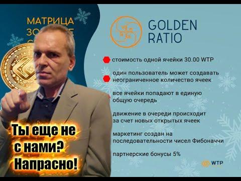 Разоблачение Матрицы Золотое Сечение сообщества Web Token Profit