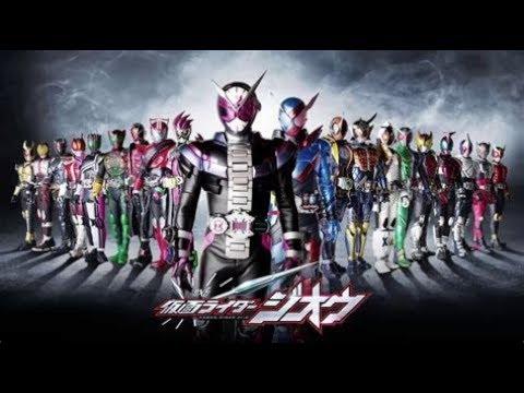 All Heisei Riders Opening Songs Kuuga to Zi O