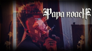 Papa Roach - Between Angels and Insects   Guitar Cover by Black Beard   Гитарный Кавер   2021