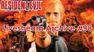 [Livestream Archive] Resident Evil: Dead Aim - Hard - Widescreen Blindplay