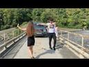 Девушки И Дети Танцуют Красиво На Мосту Самая Классная Лезгинка Чеченская Песня 2020 Dance ALISHKA