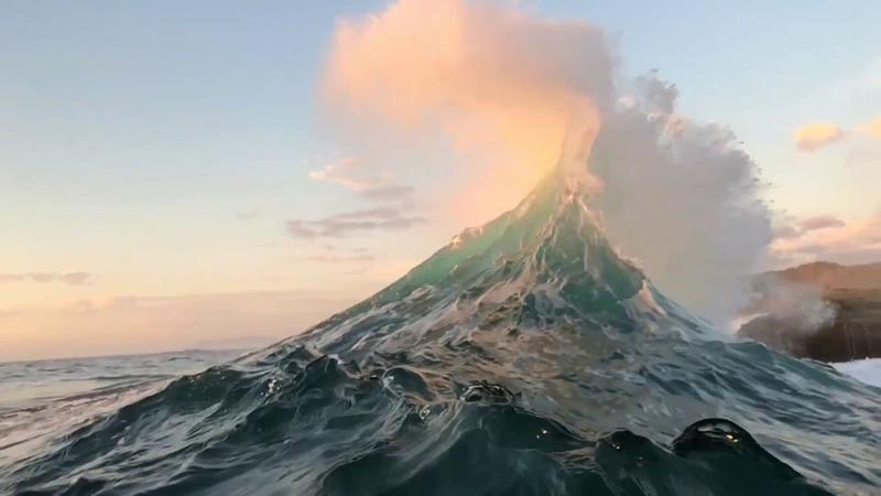 Landscapes of waves