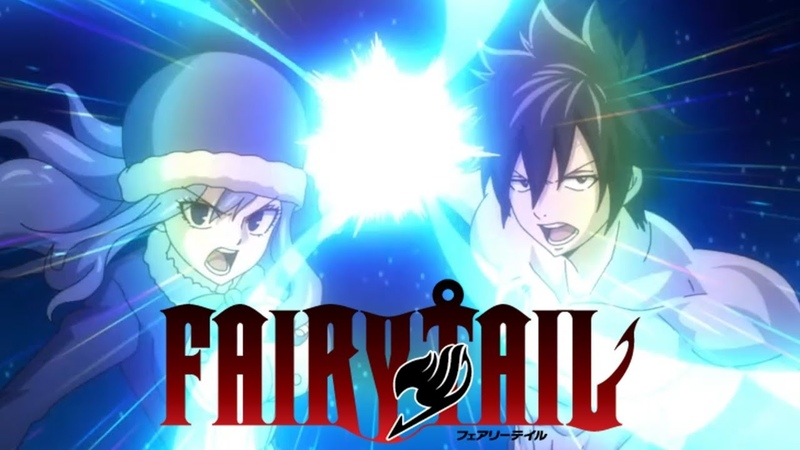 Fairy Tail Final Season Opening 1 Power of the Dream смотреть онлайн без регистрации