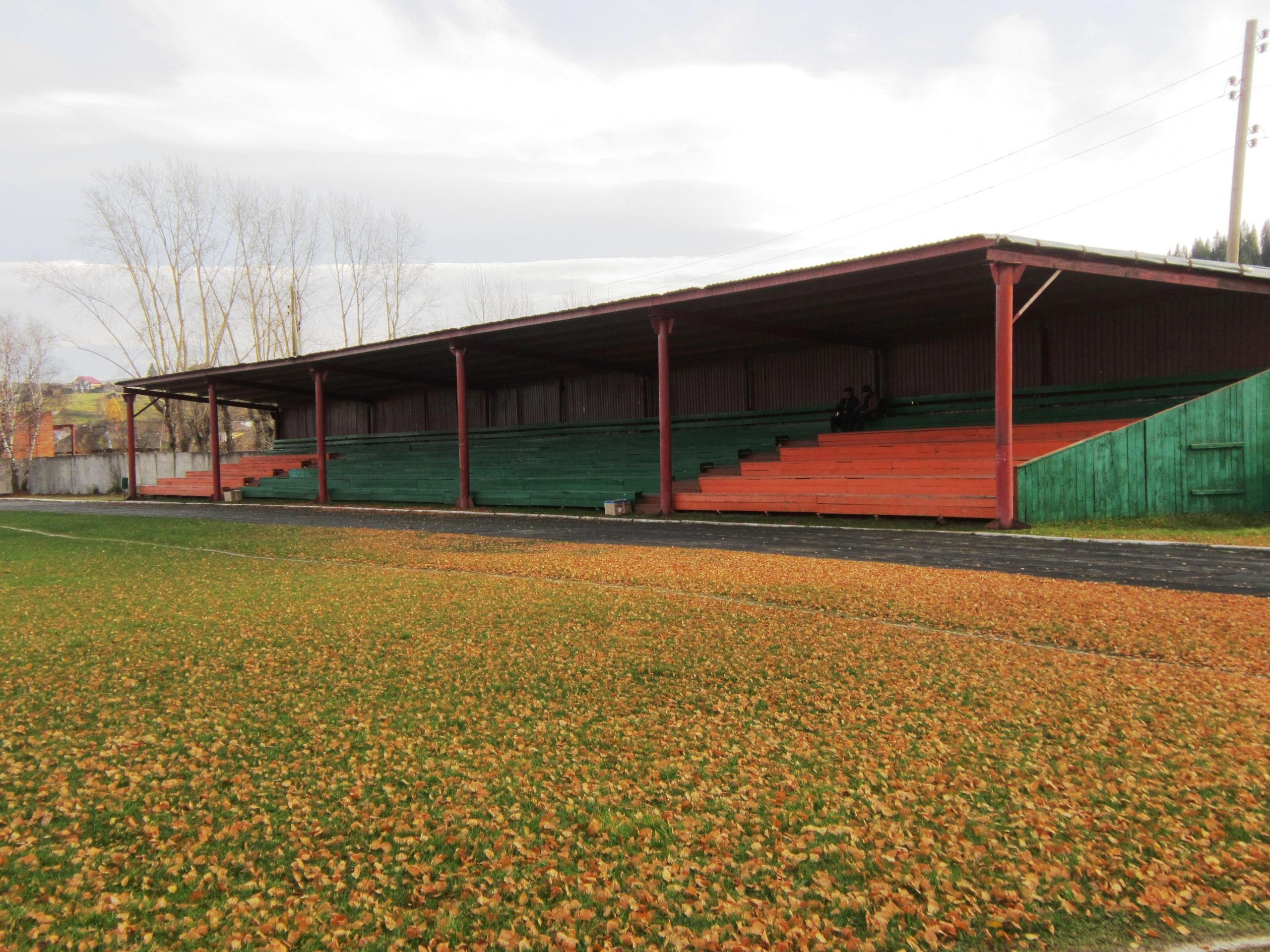 Стадион в Катав-Ивановске 2020