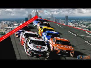 Monster Energy Nascar Cup Series, Monster Energy Nascar All-Star Race, Charlotte Motor Speedway, 18.05.2019 [545TV, A21 Network]