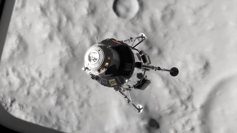 Проект лунного посадочного модуля Lockheed Martin