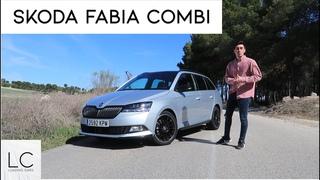 SKODA FABIA COMBI MONTECARLO 2018 / Review en español / #LoadingCars