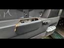 Быстрый ремонт дверной карты. Volvo850.