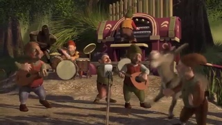 Shrek OST Im a Believer Performed by Eddie Murphy 720p HD