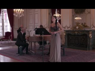 G. F. Händel + G. Sammartini + N. Porpora - Cara Notte - Le Parlement de Musique [Martin Gester] - Francesca Sorteni (sop.)