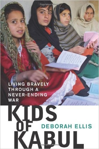 Kids of Kabul Living Bravely Through a Never-Ending War