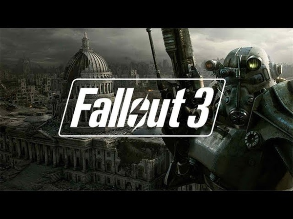 Fallout 3 Yettich часть 3 Логово Болотников Технический Музей Ривет Сити