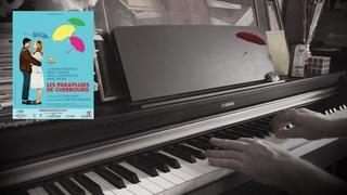 "Шербургские зонтики ""Les parapluies de Cherbourg"" Piano Cover with Beat"