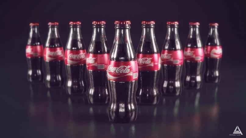 Интересные факты о Кока-коле, изображение №1