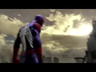 Spider-Man Web of Shadows peter parker edit/vine мое бля