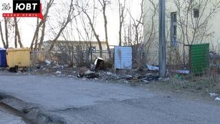 Бесконечные субботники: жители в Альметьевске жалуются на нехватку мусорных контейнеров