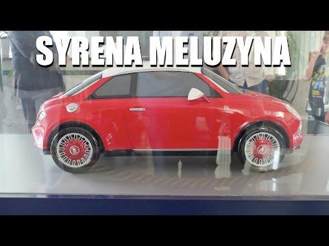 Syrena Meluzyna prezentacja modelu w skali 1 5