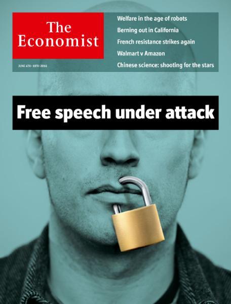 THE ECONOMIST (June 4 - 10, 2016)