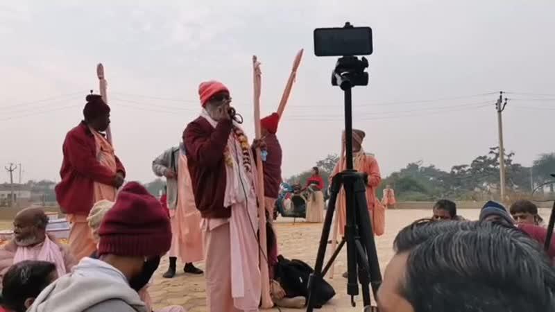 Govardhan parikrima Apsara Kunda 25 11 2020