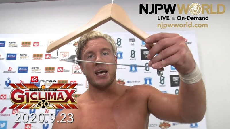 Can you hang your hat on Will Ospreay becoming the first British G1 winner G1 Climax