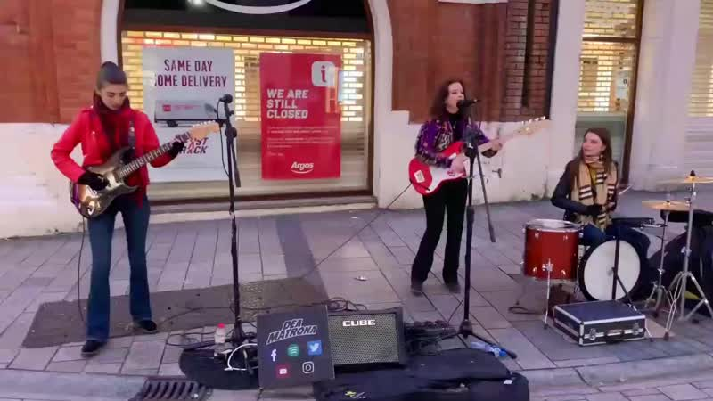 Oh Well Cover Belfast Busking 1080 X 1920 mp4
