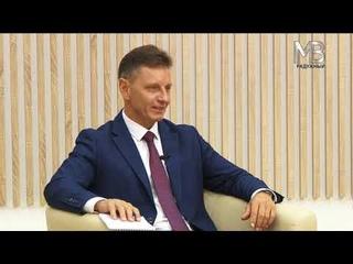 Пресс конференция Губернатора Владимирской области В В  Сипягина