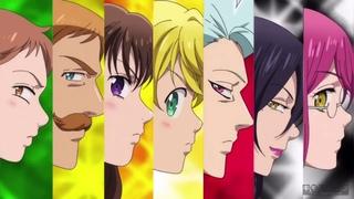 Nanatsu no Taizai Season 3: Kamigami no Gekirin - Opening (HD)
