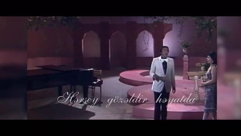 Brilliant Dadashova Akif İslamzade Bir defe yashayırıq