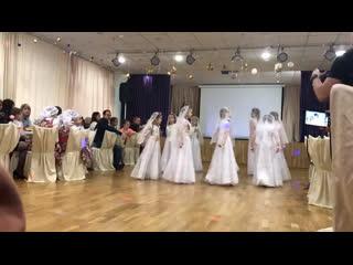 Цветок Кавказа, Шоу-балет Смайлики - Новогодний Карнавал 2020