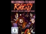 Rick Derringer feat Ted Nugent Live at the Ritz, NY 1982@